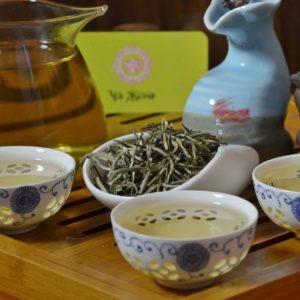 Белые и желтые чаи